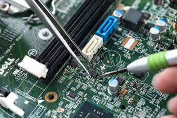 Giải pháp kiểm tra đánh giá lỗi bảng mạch điện tử